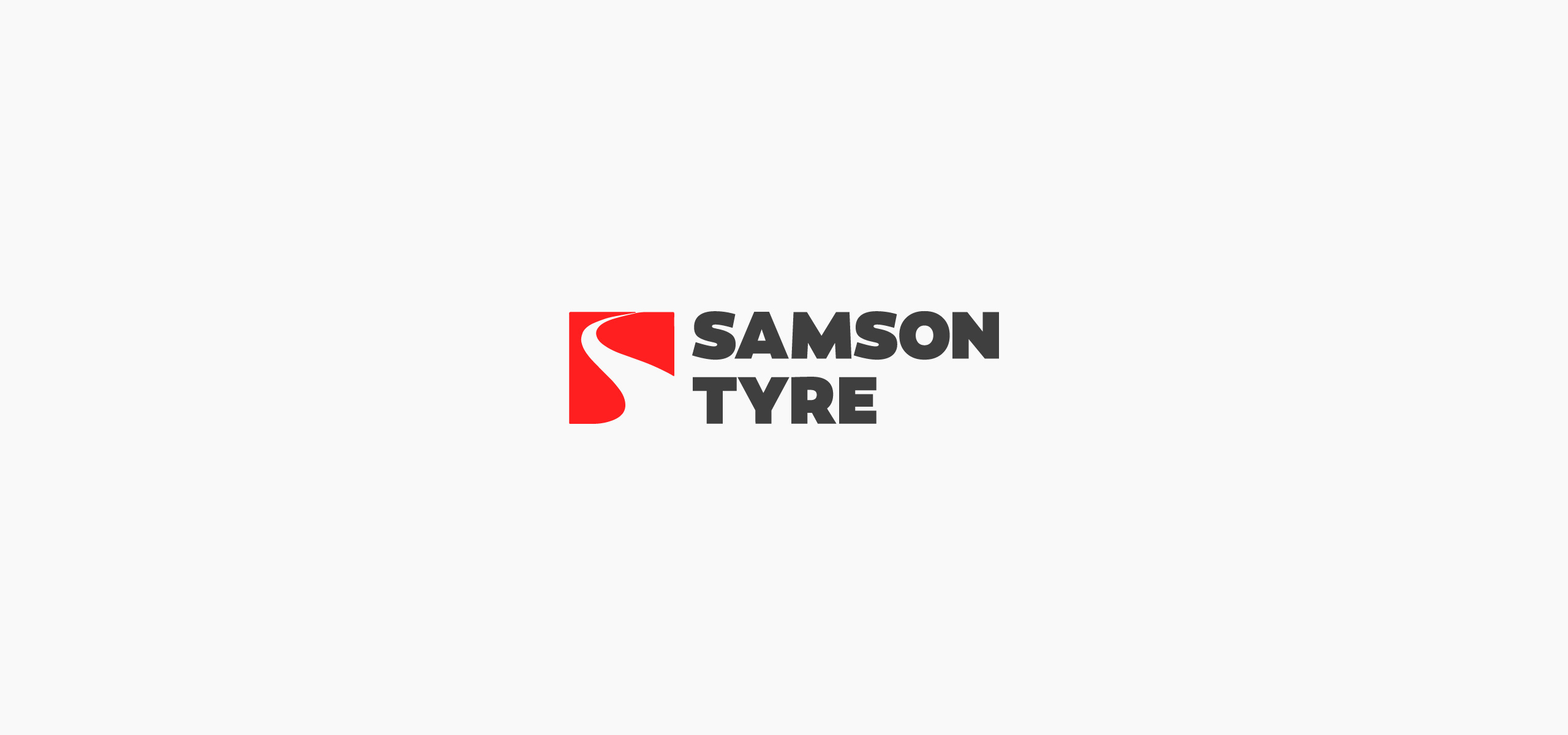 Samson Tyres – Guizhou Tyres Manufacturing Company Limited Logo. Brand Identity.