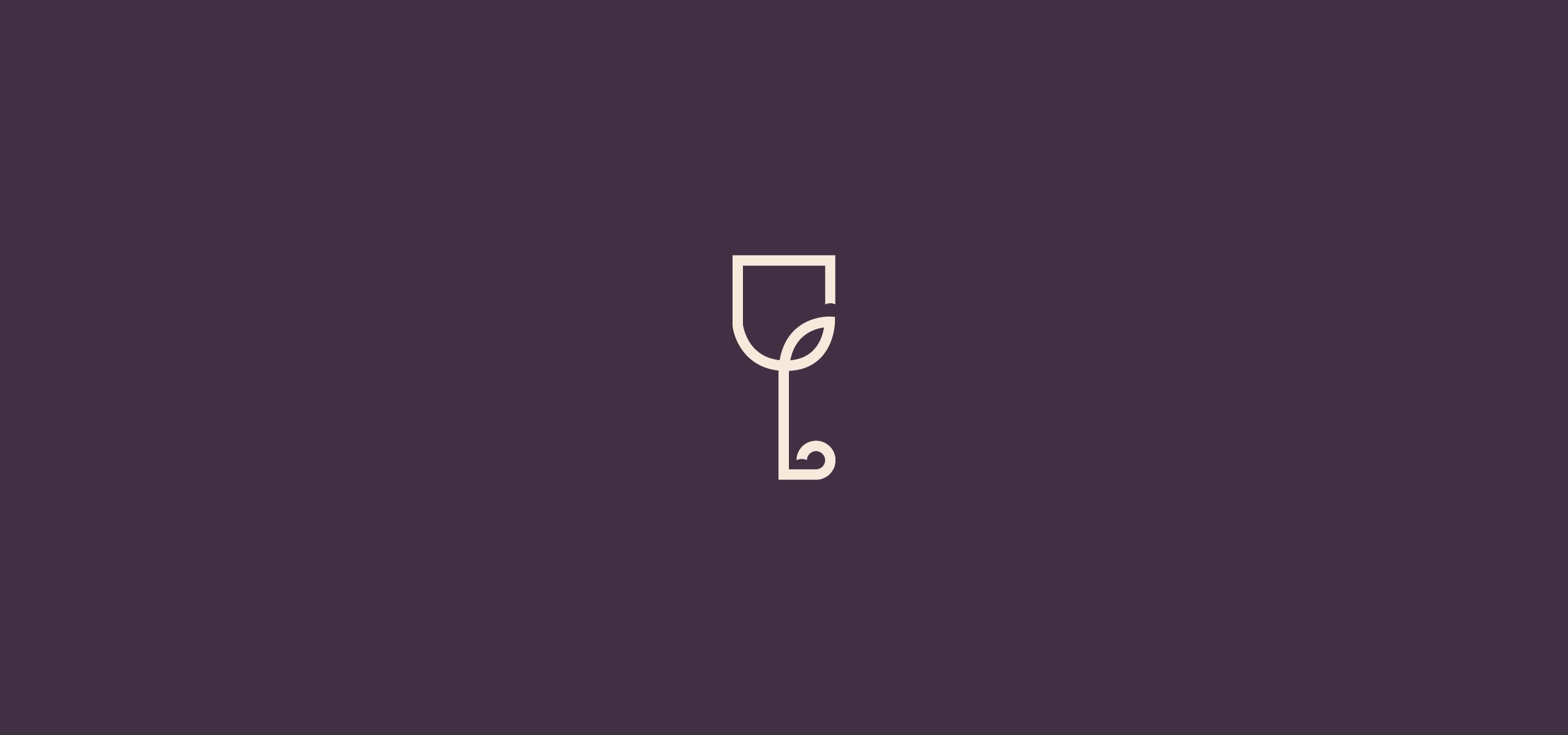 Wine Wholesaler and Importer Company Limited Company Logo, Symbol